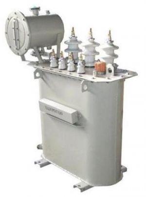 Силовой масляный трансформатор ТМ-100/6 (10)